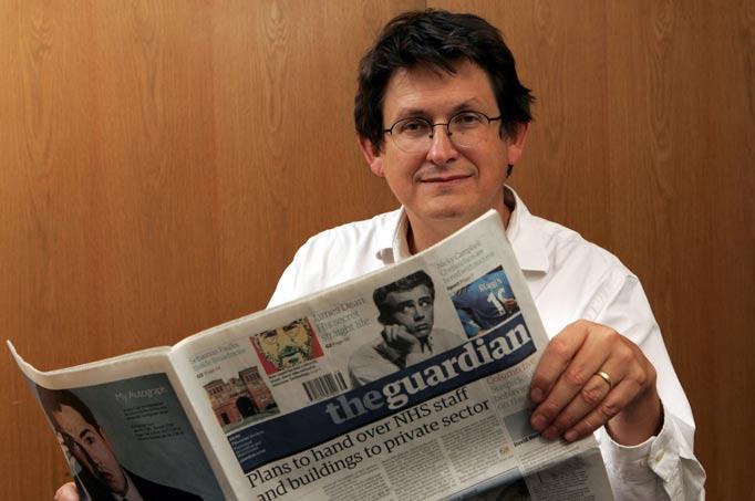 """Gran Bretagna: il """"The Guardian"""" non si lascia intimidire nel caso Snowden"""