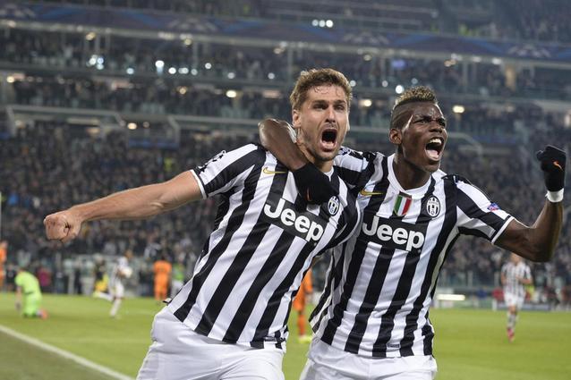 La Roma frena e la Juve allunga ancora. Pari per l'Inter, si risolleva il Milan