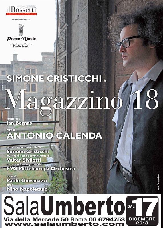 """Magazzino  18, il """"Musical-civile"""" alla Sala Umberto per rinnovare la memoria"""