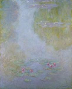 Monet. ninfee 1908