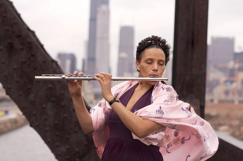 Manzoni, Aperitivo in Concerto: inno alla vita con la flautista Nicole Mitchell