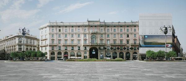 La nuova Piazza del Duomo a Milano: arrivano le piante ed un orto
