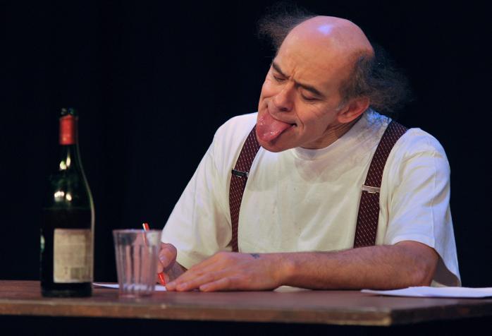 """""""La Lettera"""" di Paolo Nani al Teatro Filodrammatici di Milano"""
