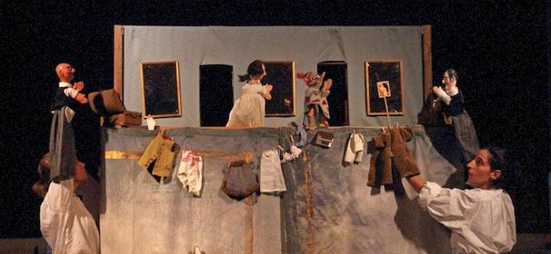 Servitore di due padroni al Teatro a l' Avogaria di Venezia