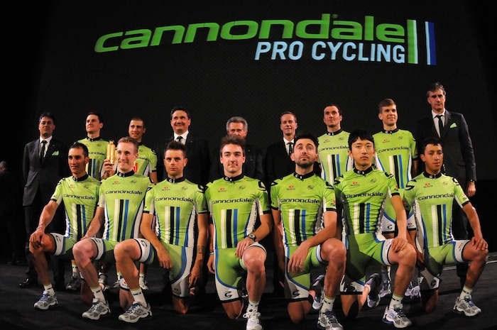Cannondale: 35 vittorie, 22 sono di Sagan!