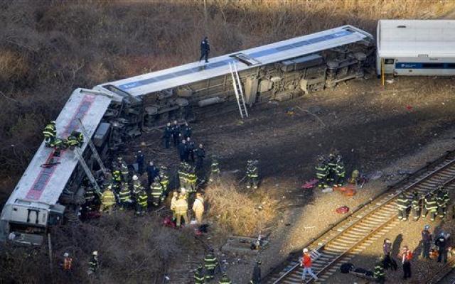 New York: deragliamento di un treno nel Bronx, inchiesta in corso