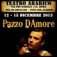 """Il """"folle amore"""" di Shepard raccontato dalla compagnia Teatro SenzaTempo"""