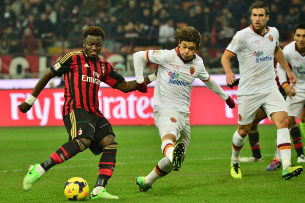 Milan – Roma 2-2, Muntari frena i giallorossi