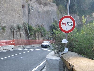 Napoli: riaperta via Coroglio.Via il semaforo…