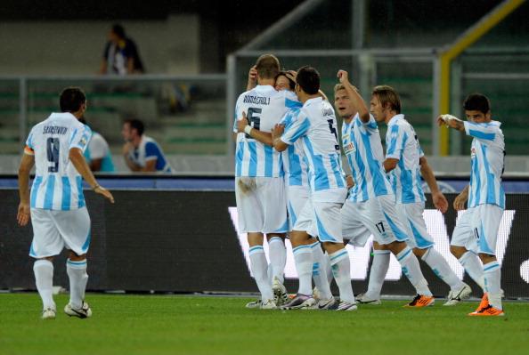 Serie B: pareggiano le prime cinque. Pescara tre gol a Siena