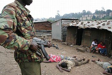 Centrafrica: l'ONU teme il genocidio