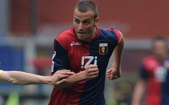 Sotto il diluvio l'Inter affonda: vince il Genoa 1-0