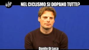 Di Luca a Le Iene