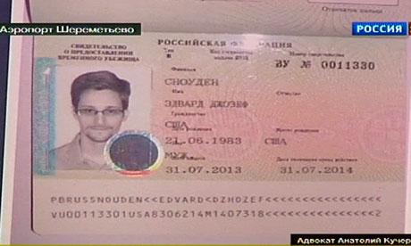 Datagate: Snowden rivela che il governo Americano vuole ucciderlo