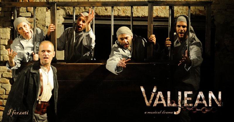 """""""VALJEAN"""" a drama musical, uno spettacolo unico in Italia"""
