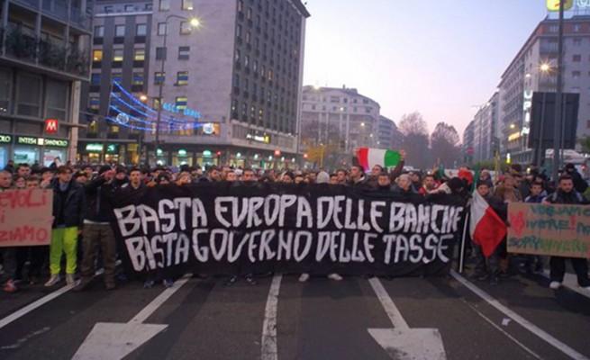 Forconi: tornano a manifestare a Milano. Nessun incidente