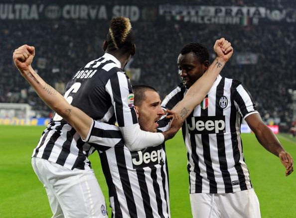 Strapotere Juve! Vince il Napoli, Kakà rianima il Milan. Lazio – Inter: 1-0