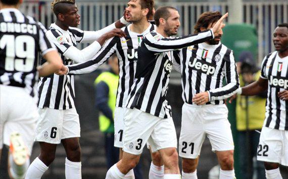 Juventus implacabile: 4-1 al Cagliari