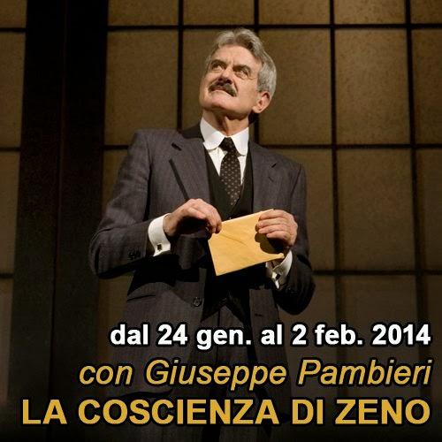 """Il Teatro Carcano duplica con """"La Coscienza di Zeno"""""""
