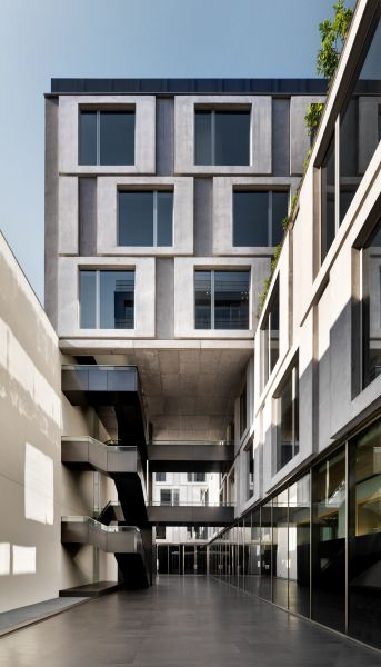 La linea sottile tra l'Architettura e la Moda