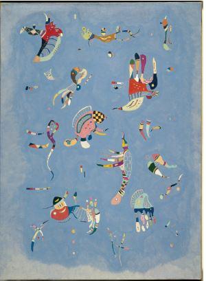 Vassily Kandinsky:Il celebre astrattista a Palazzo Reale di Milano