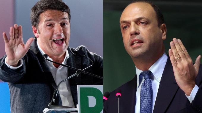 """Pd e Ncd, nuovi attacchi al premier. Renzi: """"Letta governa male"""""""