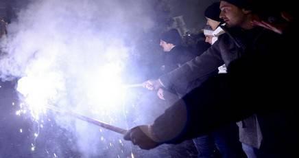 Notte di Capodanno: bollettino feriti a causa dei botti e petardi