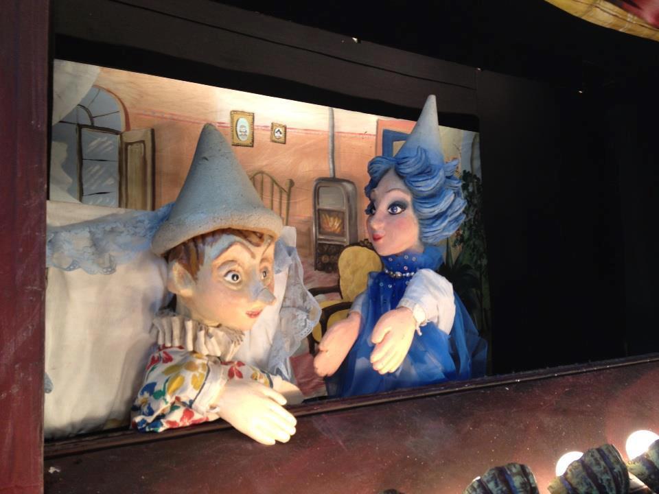 Teatro della Luna: tornano i burattini!