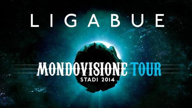 """""""MONDOVISIONE"""": quinto Platino per Luciano Ligabue. Tutte le date del tour"""