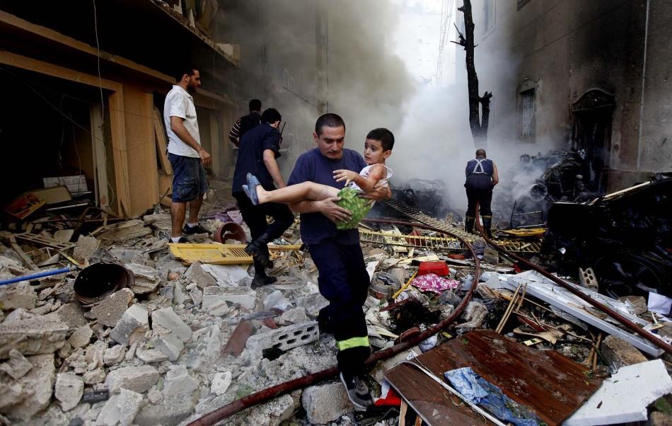 Siria: oltre 3 300 morti negli scontri tra i ribelli e lo Stato islamico