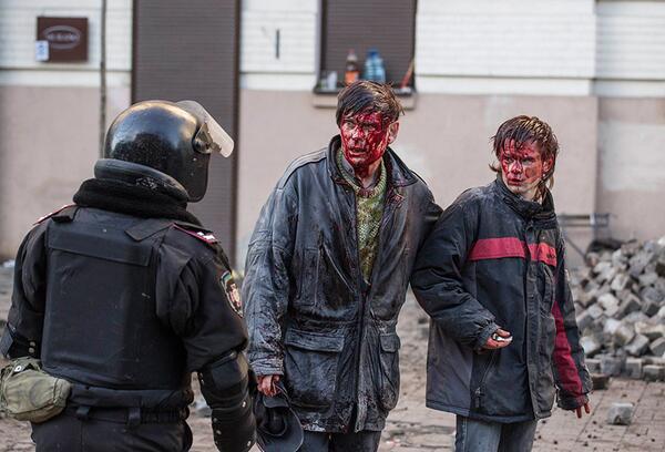 Ucraina ad un passo dalla guerra civile che l'Europa e la Russia non riescono a contenere