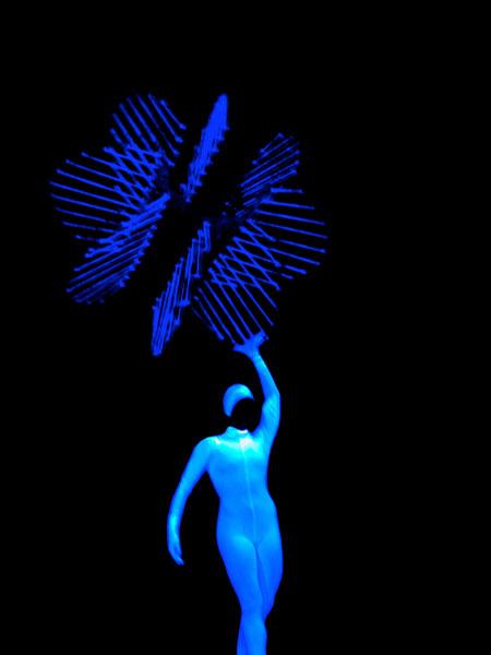 Electricity: l'energia a teatro