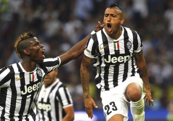 Derby d'Italia alla Juve, crolla il Napoli. Rinviata Roma – Parma.