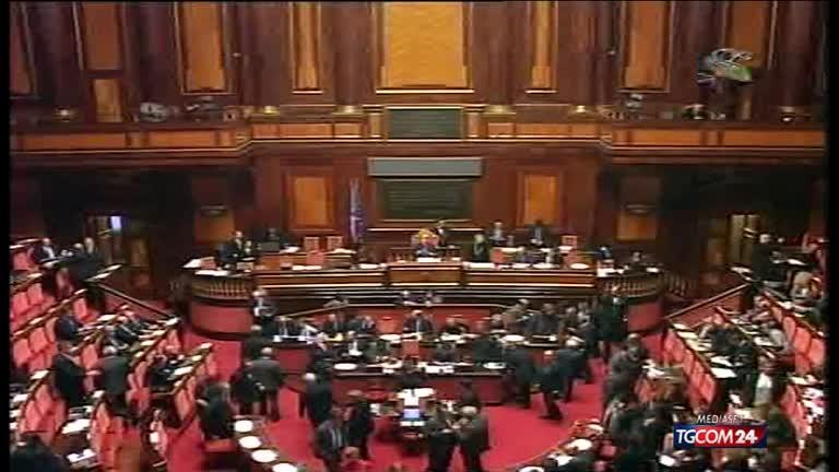 Processo compravendita senatori: il Senato sarà parte civile