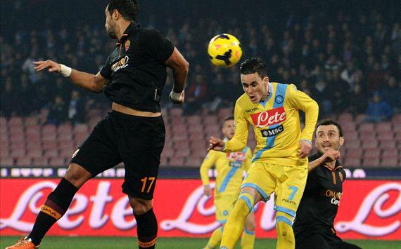 Tim Cup – Il Napoli travolge la Roma 3-0 e vola in finale