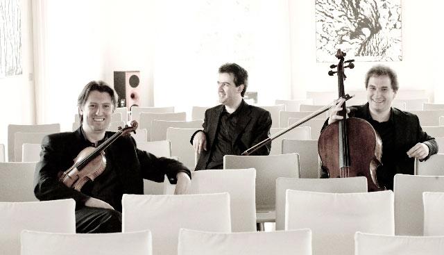 Il Trio di Parma al Conservatorio Verdi di Milano