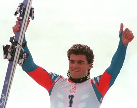 Alberto Tomba: quando uno slalom è più bello di un gol
