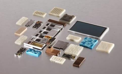 Assembliamo un telefono modulare con Google ed il Progetto Ara