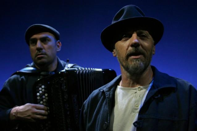 """Ballata di uomini e cani"", Marco Paolini racconta Jack London"