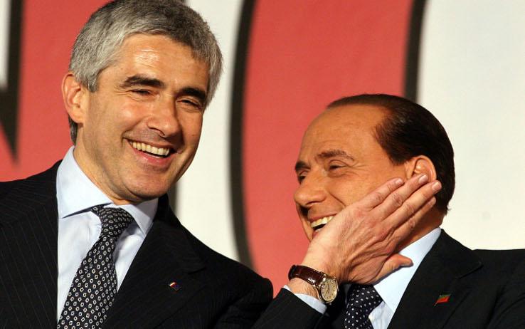 """Nuova alleanza Berlusconi-Casini. Il Cav: """"Ne sono lieto"""""""