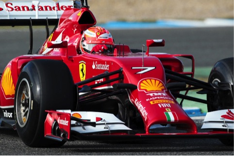 Test a Jerez: Ferrari, Mercedes e Mclaren davanti a tutti