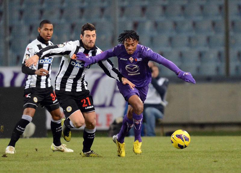 Tim Cup-La Fiorentina vola in finale: al Franchi finisce 2-0 per la Viola