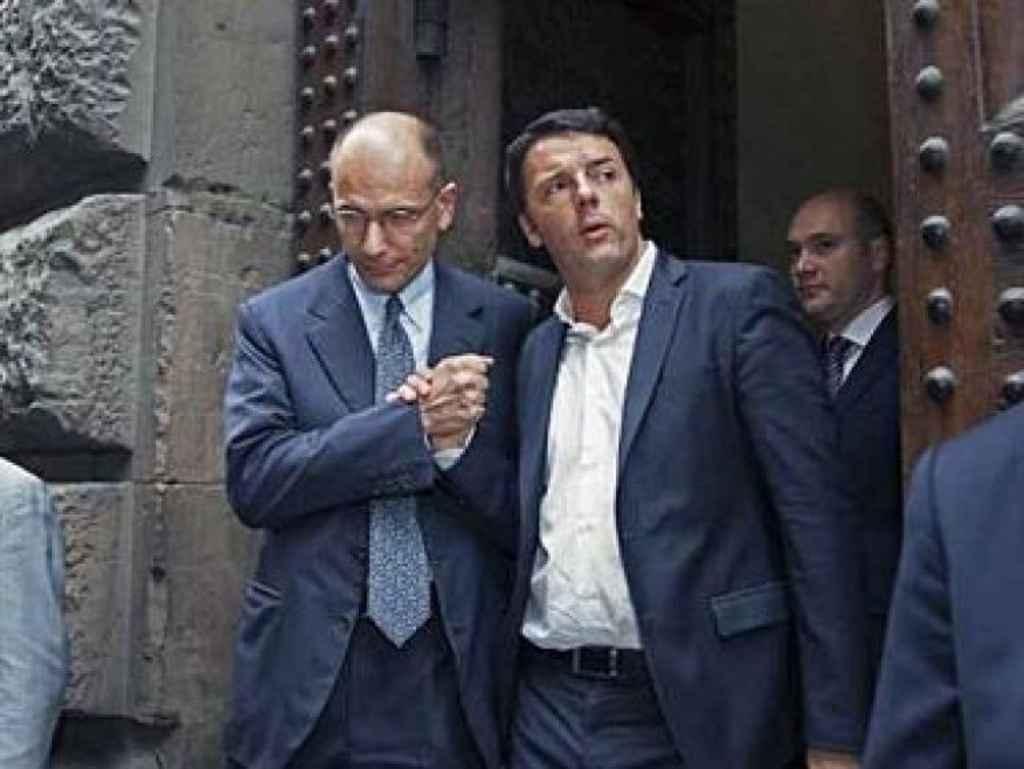 Governo in bilico. Ipotesi staffetta Letta-Renzi vicinissima