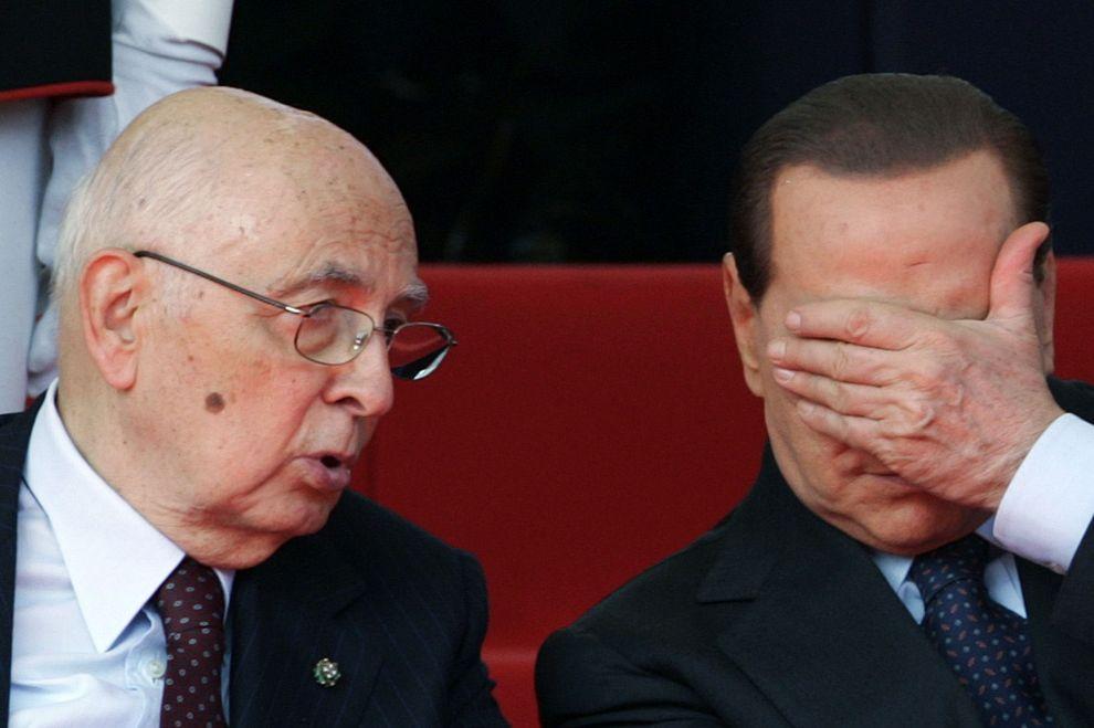 Governo Berlusconi, Napolitano si attivò per farlo cadere