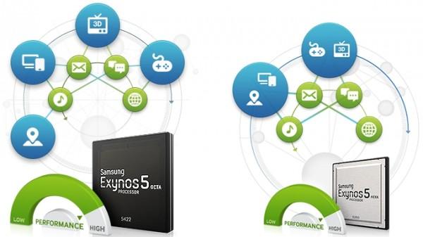 Samsung Exynos 5. Nuovi SoC in arrivo, ma attenti a Nvidia.