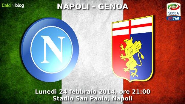Il Pipita non basta: il Genoa ferma il Napoli sull' 1-1