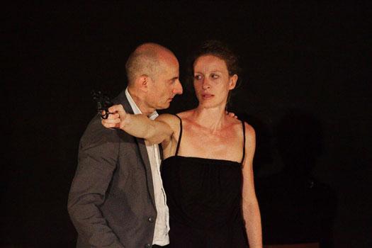 """""""Tre atti unici da Anton Cechov""""  in scena al Teatro Vascello"""