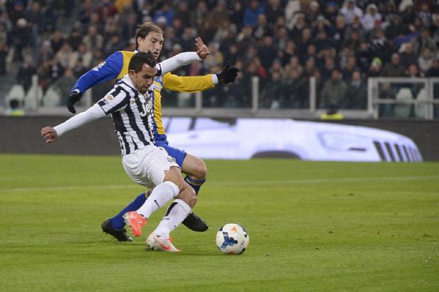 Vince la Juve, riscatto per Napoli e Milan. Perde la Lazio, colpo del Chievo