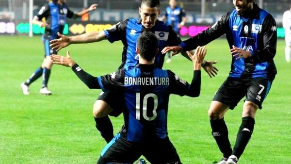 Bonaventura e malasorte, Inter sconfitta 1-2 dall'Atalanta