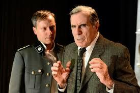 """""""La lista di Schindler"""" in scena al Piccolo Eliseo di Roma con Carlo Giuffrè"""